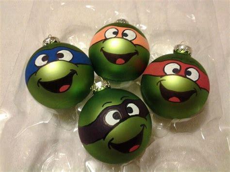teenage mutant ninja turtles ornaments ornaments pinterest