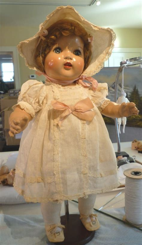 repairing a composition doll 22 best ideas about repairing composition dolls on