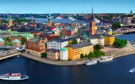 schweden bilder reasons to visit stockholm travel