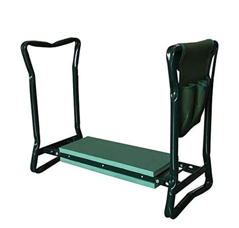 outdoor folding bench seat suesport folding garden bench seat stool kneeler outdoor