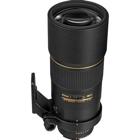 nikon lenses nikon af s nikkor 300mm f 4d if ed lens 1909 b h photo