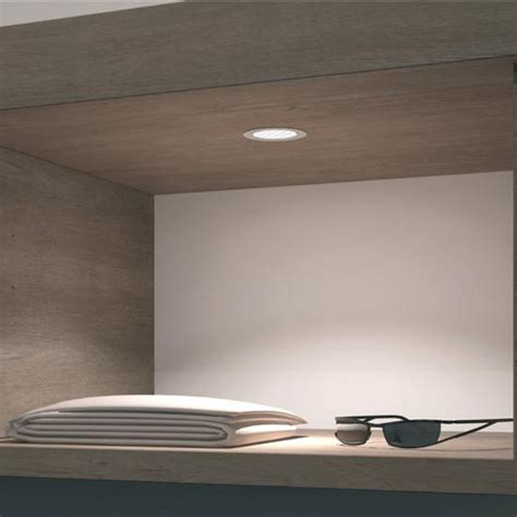 Hafele Cabinet Lighting Cabinet Lighting Hafele Loox 24v Led 3001 Round Puck
