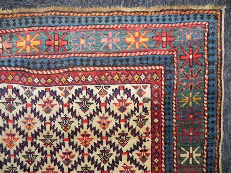 Antique Caucasian Shirvan Rug Second Half 19th Century Second Rugs