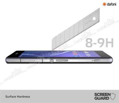 Tempered Glass Cameron Xperia Z2 dafoni sony xperia z2 tempered glass premium ekran