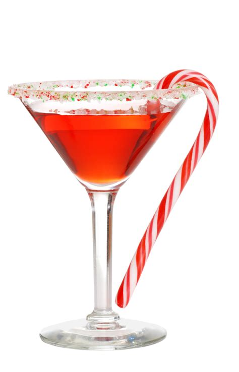 christmas drink cocktail