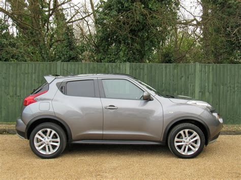 nissan grey used grey nissan juke for sale dorset