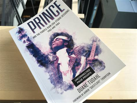 prince and the purple era studio sessions 1983 and 1984 books rock and roll book club prince and the purple era