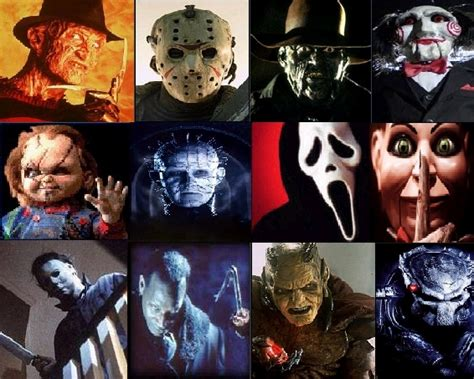 horror list killers images killers wallpaper and