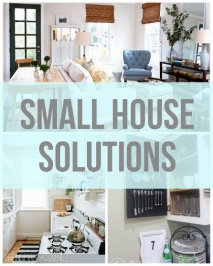 home decor for small houses small house solutions some great advice for making the