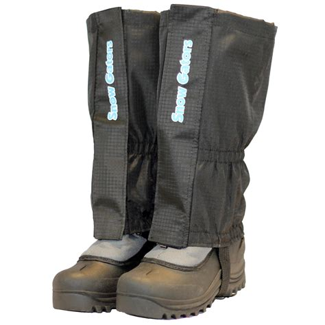 boot gaiters snow gators waterproof snow boot gaiters for