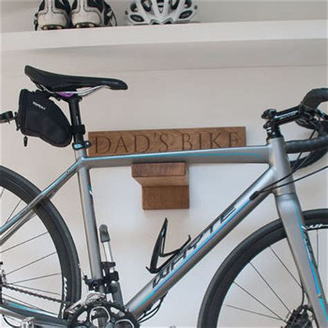 Normal Rack by Personalised Bike Rack Childs And Co