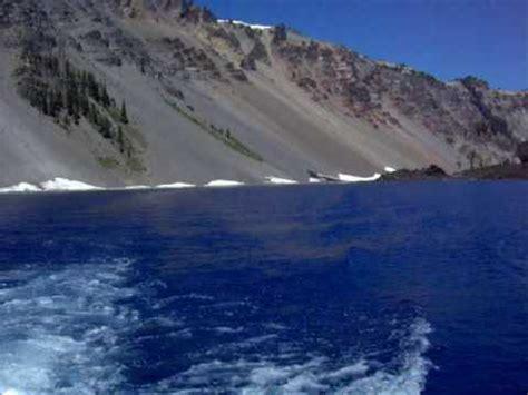 boat tour crater lake crater lake boat tour youtube