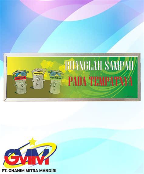 tanrif slogan kata kata bijak tentang sampah