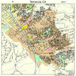 temecula california map 0678120
