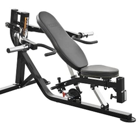 bodymax cf666 lever bench press lever bench press fitnesszone powertec workbench multi