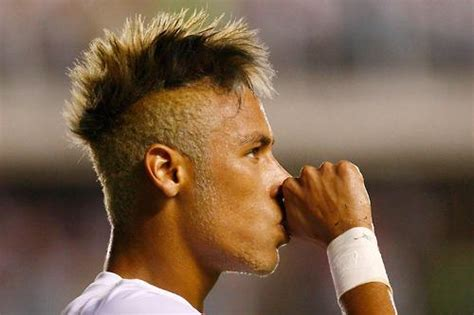 what is neymar hair style name neymar jr hairstyle 2015 new haircut name