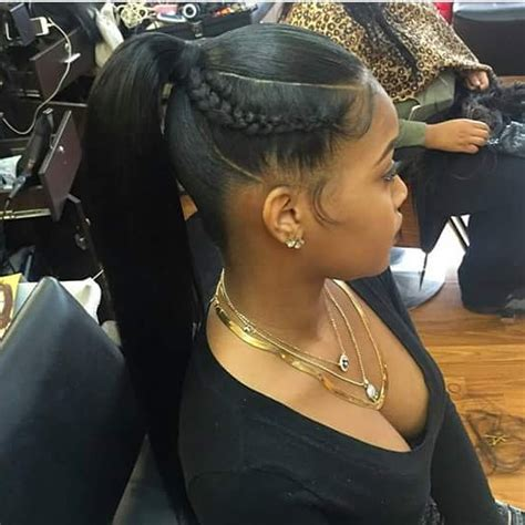 swoop ponytail hairstyles fly ponytail because sometimes simplicity speaks volumes