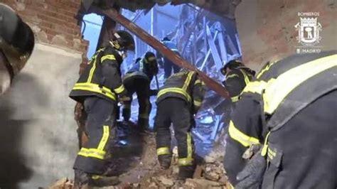 derrumbe de la segunda 8499201849 encuentran el cuerpo sin vida de la segunda v 237 ctima del derrumbe del edificio de madrid