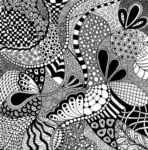 pattern play a zentangle creativity boost mis espacios estan llenos pero ni yo mismo los