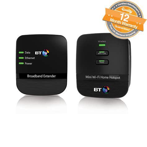 wifi home bt broadband mini wi fi home hotspot 500 kit powerline