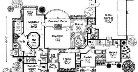 House Plan 310 552 2 941 Sq Ft Rambler W Bonus Room Rambler House Plans With Bonus Room