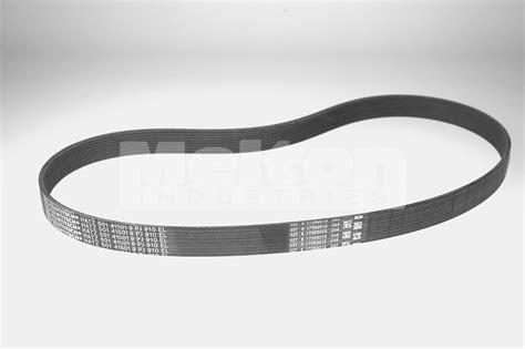 V Belt hatz diesel poly v belt 9j 910 50141501 melton industries