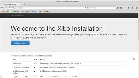 xibo video tutorial tutorial install xibo di linux puthutdewi rpl