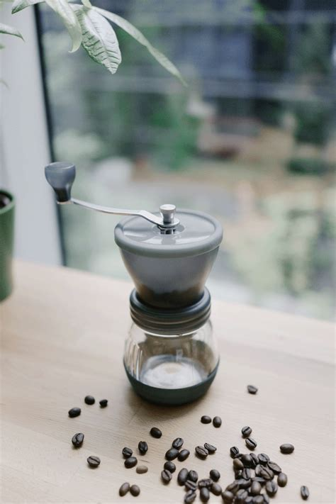 Hario Skerton Coffee Grinder hario skerton ceramic coffee mill minimally minimal