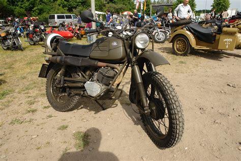 Mz Motorrad Bundeswehr by Hercules Fotos Fahrzeugbilder De