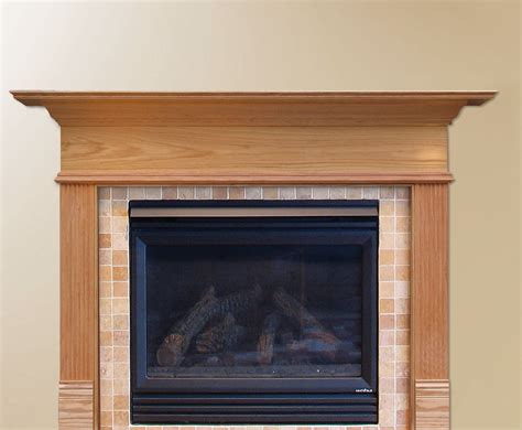 homeofficedecoration fireplace mantel kits