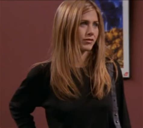 rachel greene wavy hair rachel green hair haircut hair things pinterest