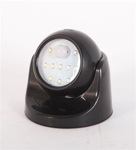 Outdoor Pir Led Lights Motion Activated Cordless Pir Sensor Light Home Garden Wall Outdoor Patio10 Led Ebay