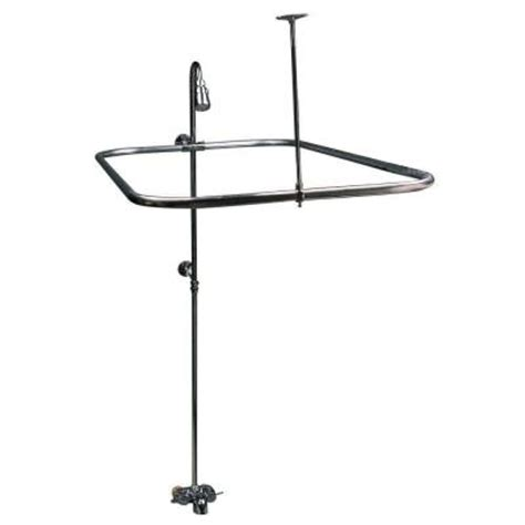 portable outdoor shower kit watts faucet type 58 in high portable add on shower kit