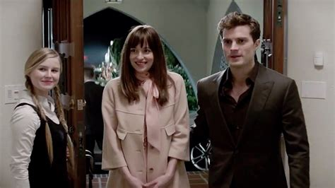 fifty shades  grey film review hollywood reporter