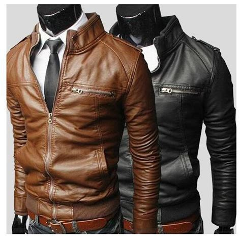 Leather Prices by 2017 Lowest Price S Pu Leather Jacket Fashion