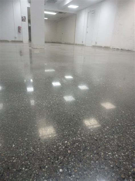 Polished Stained Concrete Floors by Acid Staining In Vermont And New Hshirevermont Hardscapes