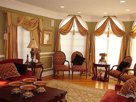 Round Bay Window Curtain Rods » Home Design 2017