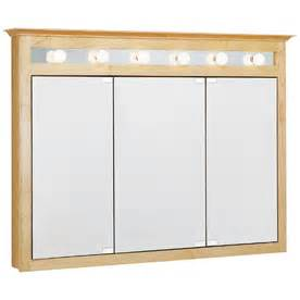 lighted medicine cabinet surface mount shop estate by rsi lighted surface mount medicine cabinet