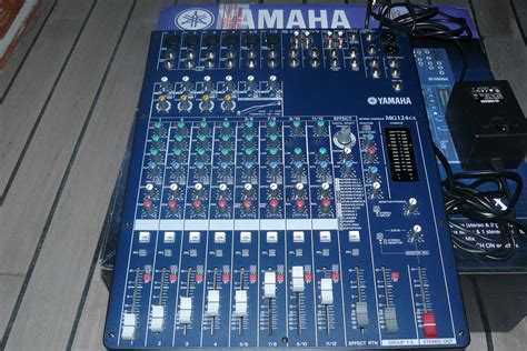 Mixer Yamaha Mg124cx photo yamaha mg124cx yamaha mg124cx 69281 246545