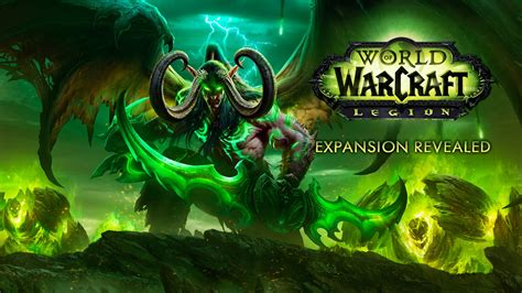 The Biggest Blizzard by World Of Warcraft Legion Feature Overview Youtube