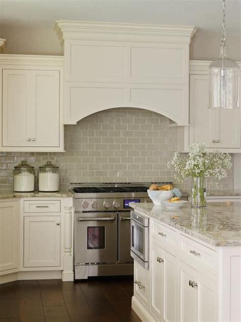 hgtv kitchen backsplash beauties see the beautiful neutral subway tile backsplash in this
