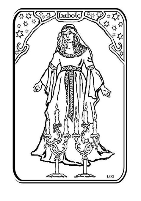 Pagan Coloring Pages 17 best images about pagan coloring pages on