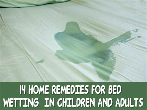 14 home remedies for bed in children and adults