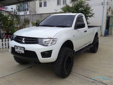 mitsubishi triton 2013 mitsubishi triton 2013 motors co th