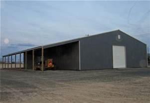 equipment storage steel buildings large metal storage
