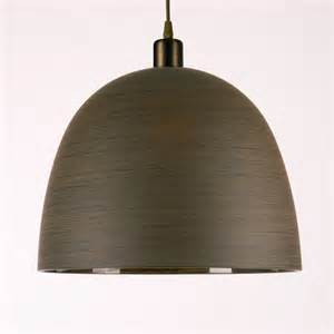 Large Pendant Light Shades Brown Wood Effect Large Glass Ceiling Light Shade For Hanging Pendants