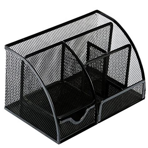 office desk caddy organizer officearmy desktop organizer 1 mesh metal desk caddy