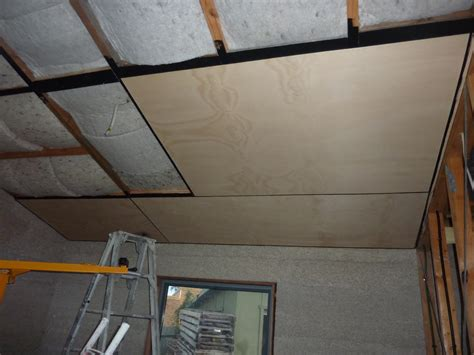 Put A Ceiling On by Culburra Hemp House Lock Up And Plywood Ceiling Installation