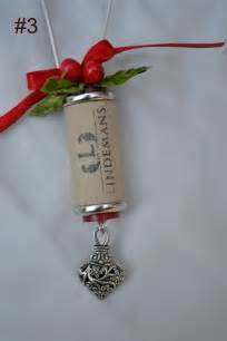 wine bottle cork ornament ornaments pinterest