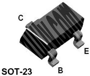 darlington transistor sot 23 darlington transistor sot 23 28 images bd679 dar npn 80v 4a to 126 transistor 50pcs ao3401